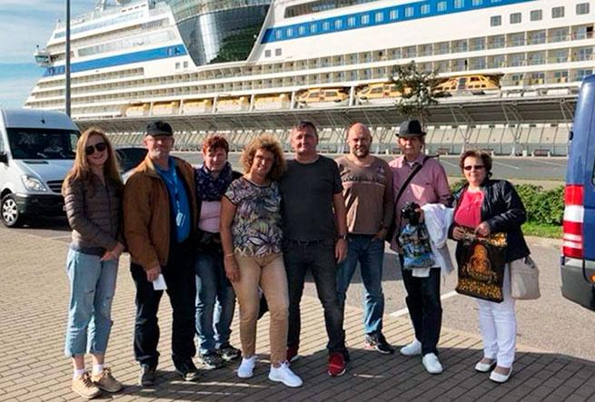 Individuelle Reise nach Sankt-Petersburg